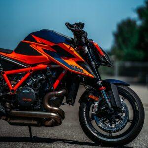 KTM Motorcykel